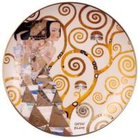 Talerz ścienny Expectation śr. 21 cm  Gustav Klimt Goebel