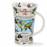 Kubek Glencoe The World of Tea  500ml Dunoon