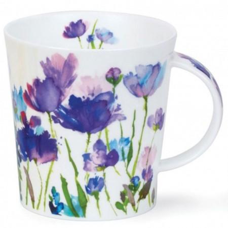 Kubek Lomond Beau Jardin Purple 320ml Dunoon