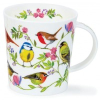 Kubek Lomond Morning Chorus Robin 320ml Dunoon