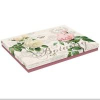 Podkładki Jardin Royal Pink 40x30cm,  4 szt Easy Life
