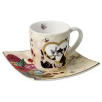 Filiżanka espresso Innamorato 100ml Rosina Wachtmeister Goebel