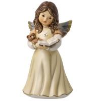 Figurka Anioł Czas na przytulanie 14cm Goebel