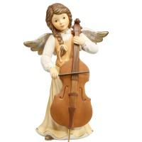 Figurka Anioł Niebiańska Symfonia 49cm Goebel