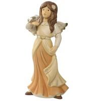 Figurka Anioł Niebiański Posłaniec 51cm Goebel