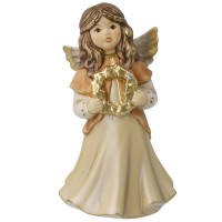 Figurka Anioł Życzenia Świąteczne 15cm Goebel