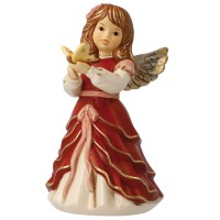 Figurka Anioł Przynieś mi szczęście 15cm Goebel
