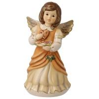 Figurka Anioł Słodkie przysmaki 15cm Goebel