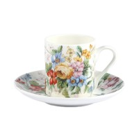 Filiżanka espresso Kwiaty  90ml English Collection