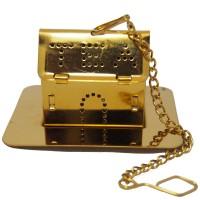 Zaparzaczka Złoty Domek 3,5 cm Cha Cult
