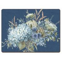 Podkładki Bohemian blue 40x29 cm Cala Home