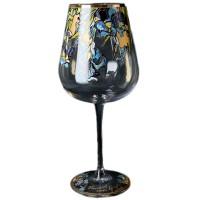 Kieliszek do wina  Irysy 600ml Van Gogh Carmani