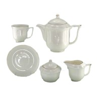Serwis herbaciany dla 6 osób  z dzbankiem 1,2l English Collection