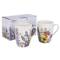 Kubek kwiaty 360ml English Collection