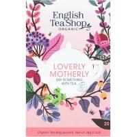 Herbata Loverly Motherly 20 saszetek English Tea Shop