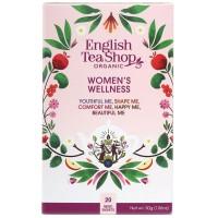 Herbata Women's Wellness 20 saszetek English Tea Shop