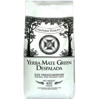 Yerba Mate Green Despalada 400g Amanda