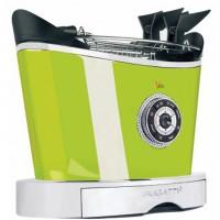 Toster Volo zielony Bugatti
