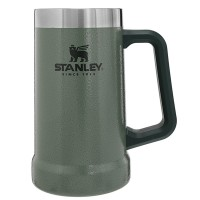 Kufel termiczny stalowy Adventure zielony 0,7l Stanley