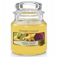 Świeca mała Tropical Starfruit Yankee Candle
