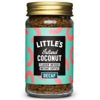 Kawa bezkofeinowa liofilizowana kokosowa 50g Littles