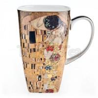 Kubek Pocałunek Gustaw Klimt 400ml English Collection