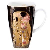 Kubek Pocałunek 450ml Gustaw Klimt Goebel