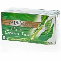 Herbata w saszetkach Pure Green Tea 25 szt Twinings