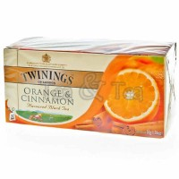 Herbata w saszetkach Orange & Cinamon 25 szt Twinings