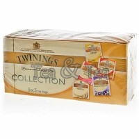 Herbata w saszetkach Collection Fruit 25 szt Twinings