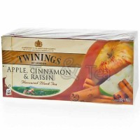 Herbata w saszetkach Apple Cinamon Rasin 25 szt Twinings