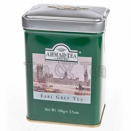 Herbata w puszcze Earl Grey 100g AhmadTea