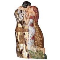 Figurka Pocałunek 41cm Gustaw Klimt Goebel