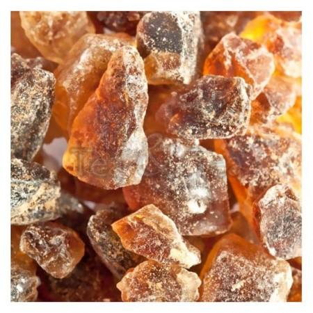 Cukier bursztyn kandyzowany 250g