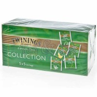 Herbata w saszetkach Collection Green Tea 25 szt Twinings