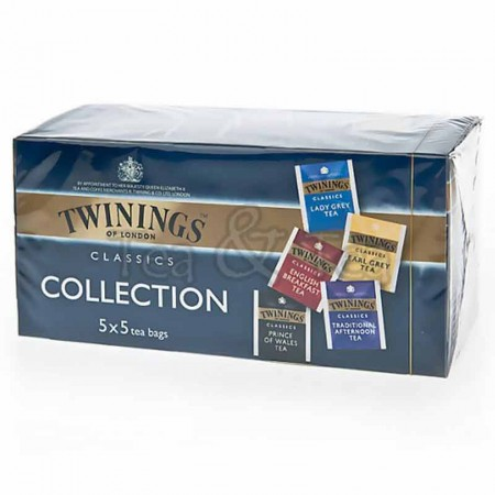 Herbata w saszetkach Classic Collection 25 szt Twinings