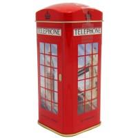 Herbata w puszce English Breakfast Telephone Box AhmadTea