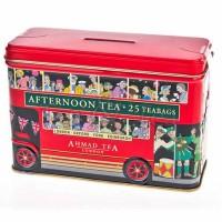 Herbata w puszce English Afternon Bus AhmadTea
