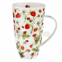 Kubek Henley Dovedale Strawberry 600ml wys.15cm Dunoon