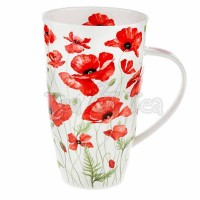 Kubek Henley Poppies Maki 600ml Dunoon