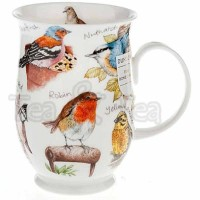 Kubek Suffolk Birdlife Robin 300ml Dunoon