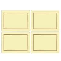 Podkładki Cream Classic 40x29.5 cm Pimpernel