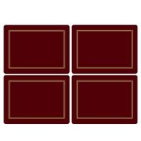 Podkładki Burgundy Classic 40x29.5 cm Pimpernel
