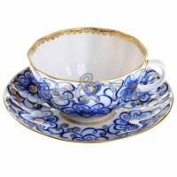 Filiżanka herbaciana Powój 250 ml Łomonosov