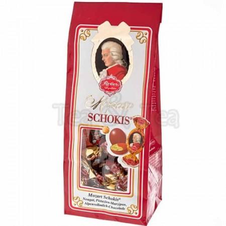 Czekoladki Mozart Schokis 100g Reber