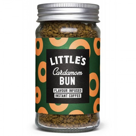 Kawa liofilizowana z Kardamonem 50g Littles