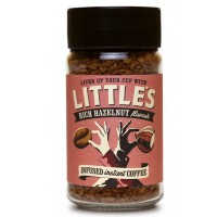 Kawa liofilizowana Orzech Laskowy 50g Littles