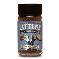 Kawa liofilizowana Szwajcarska Czekolada 50g Littles