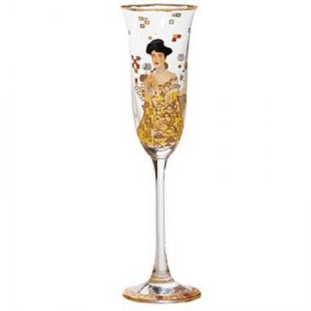 Kieliszek do szampana Adela Gustaw Klimt Goebel