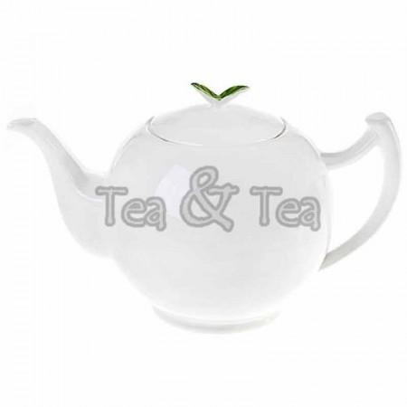 Dzbanek Tea Time biały 1,5l Tea Logic